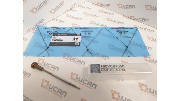 Клапан со штоком F00VC01358 MANTOR (аналог BOSCH)